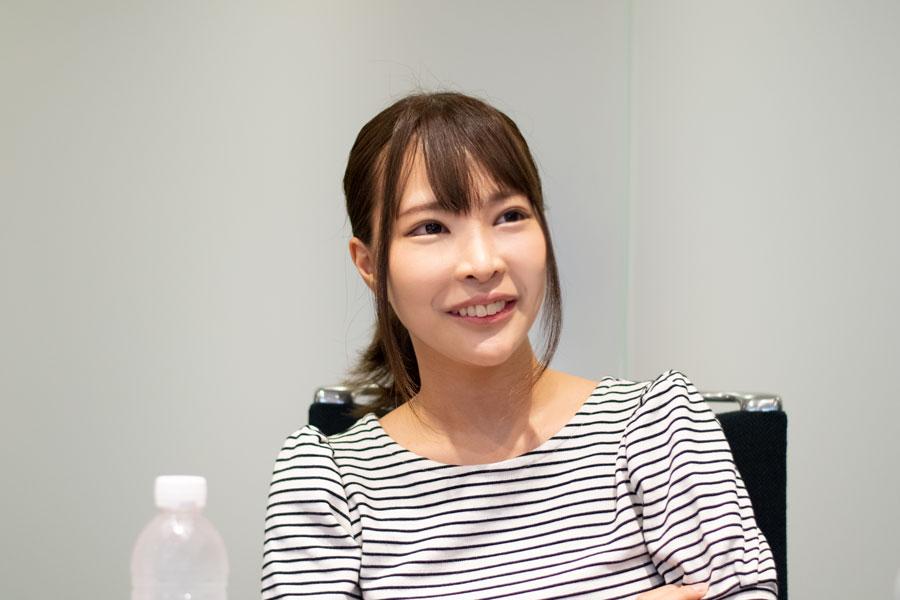 生田みなみインタビュー画像